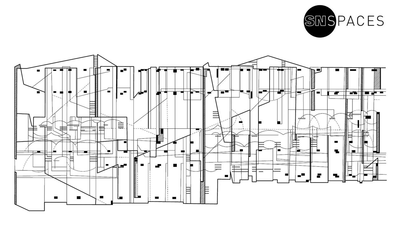 SN Spaces Urban Facades Kyveli Anastassiadi